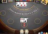 Kroon Casino -Online Backjack